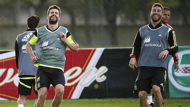 Sergio Ramos: Piqué musi okazać więcej respektu
