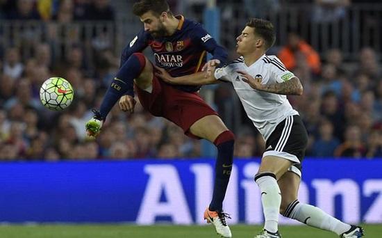 Piqué nie zagra z Deportivo
