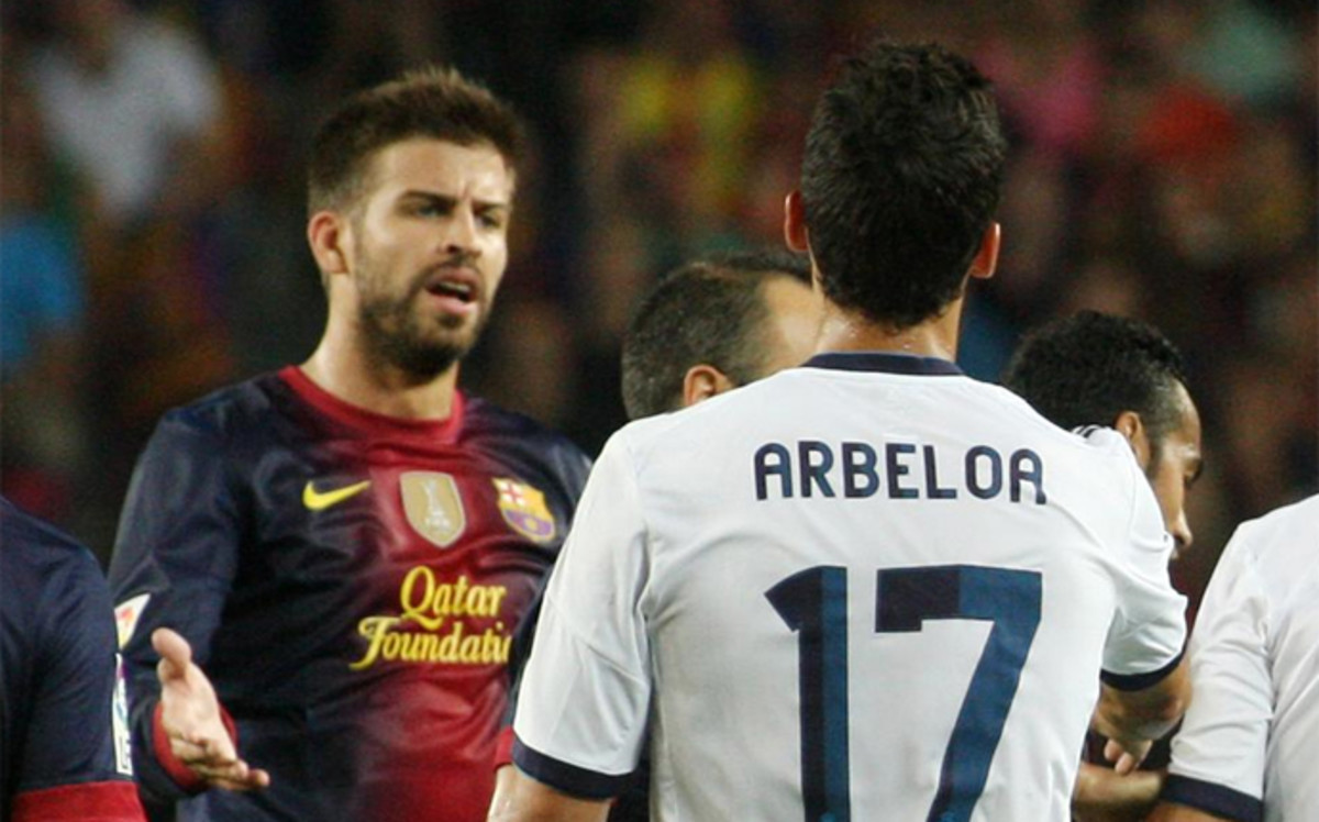 Piqué: Mogę iść na obiad z Arbeloą