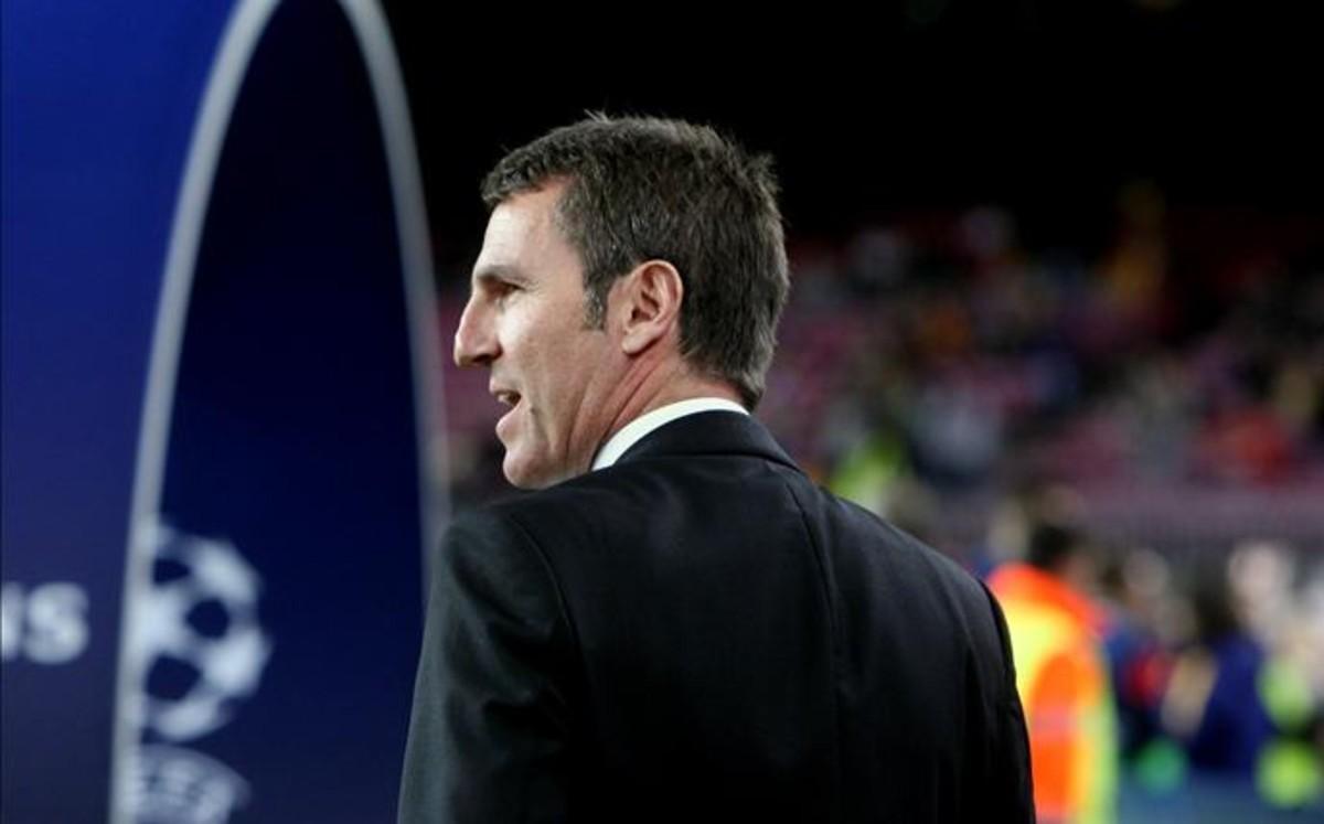 Roberto Fernández obejrzy mecz Villarreal – Liverpool
