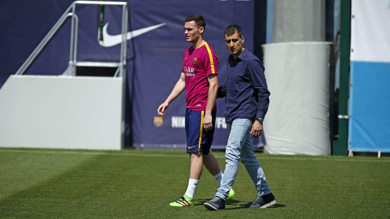 Dalszy ciąg problemów zdrowotnych u zawodników FC Barcelony