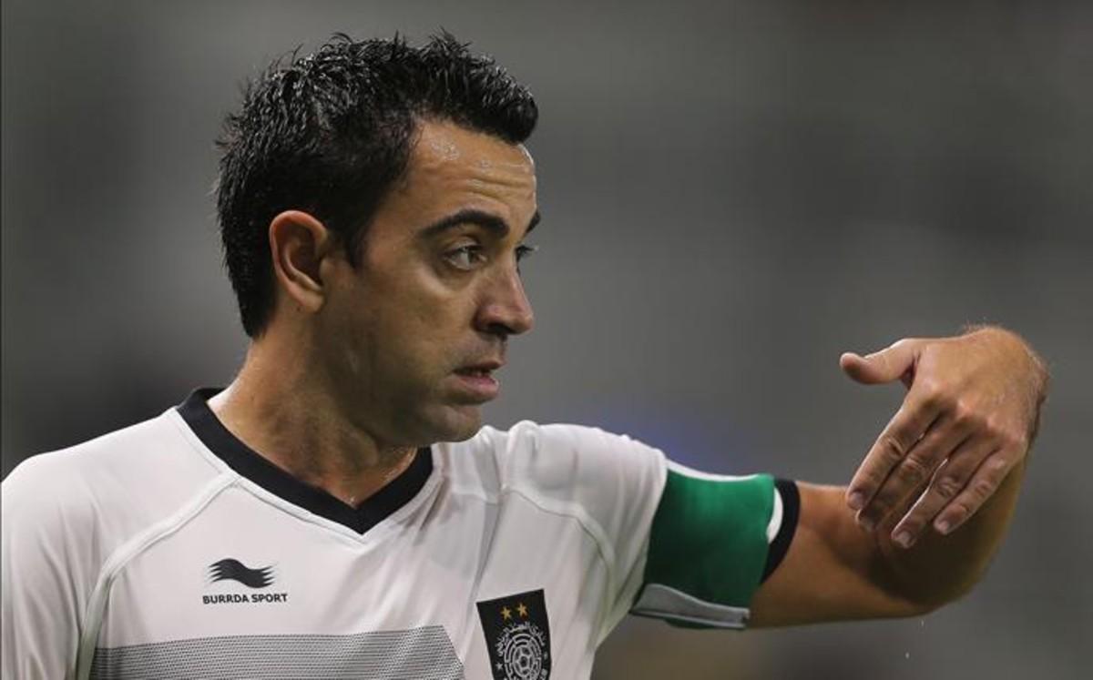 Xavi: Moim celem jest zostanie trenerem Barcelony