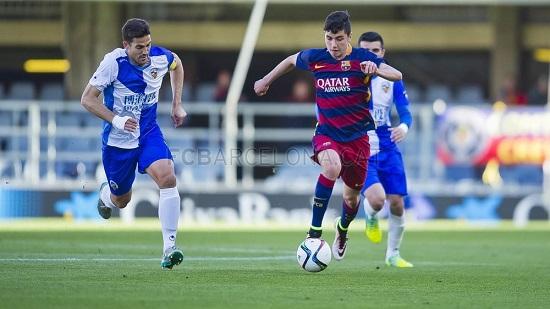 FC Barcelona B – CE Sabadell: Koniec marzeń o awansie (1:3)