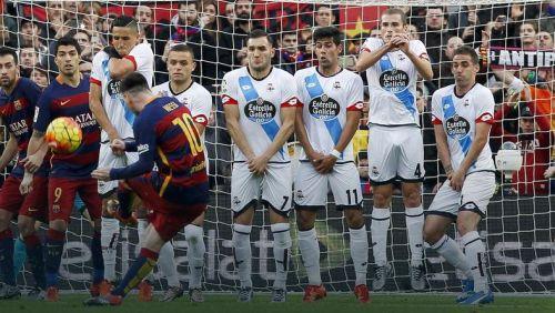 Deportivo La Coruña – FC Barcelona; Składy