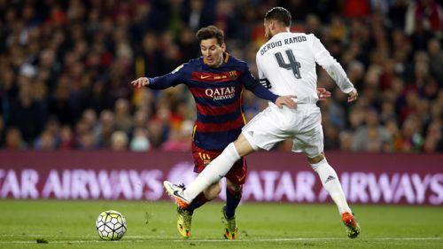 Klasyk na stojąco; FC Barcelona – Real Madryt 1:2
