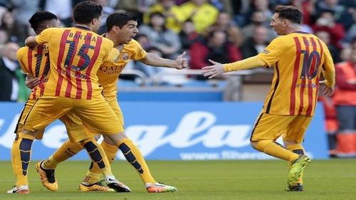 Barça wreszcie zwycięska. Deportivo La Coruña – FC Barcelona 0:8