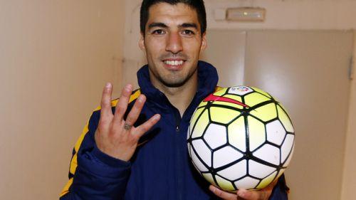 """Suárez: """"Zdobędziemy mistrzostwo. Innego scenariusza nie ma"""""""