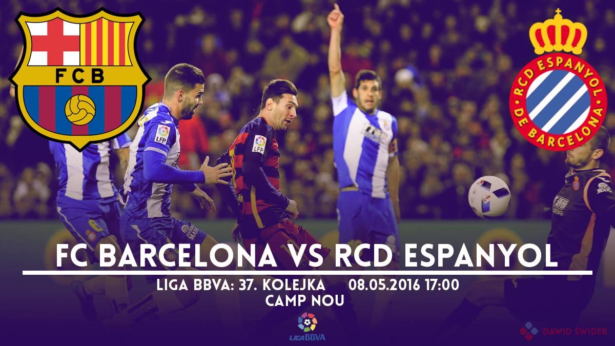 Zapowiedź meczu: FC Barcelona – RCD Espanyol
