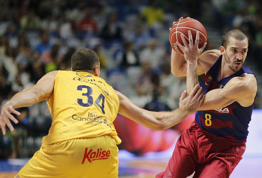 Kolejne ligowe zwycięstwo: FC Barcelona 85:75 BC Gran Canaria