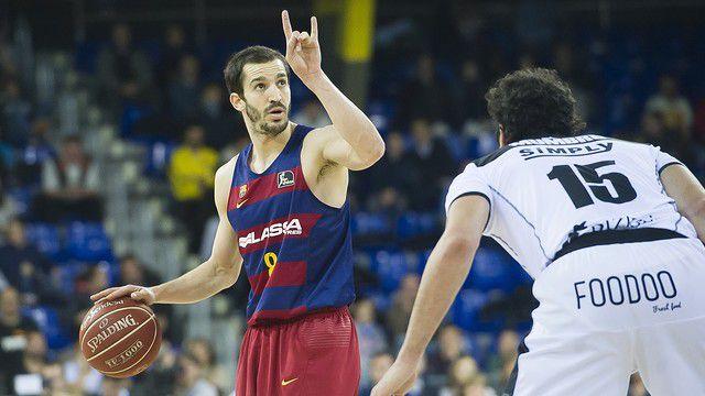 Kolejne zwycięstwo ligowe: CB Bilbao Berri 55:77 FC Barcelona