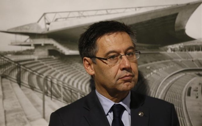 Bartomeu pojawi się na Copa del Rey