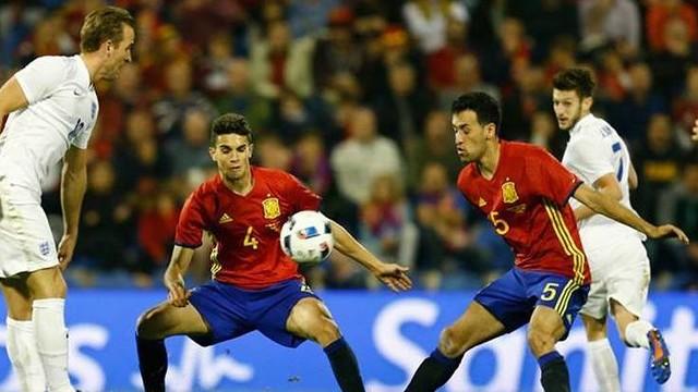 Szeroka kadra Hiszpanii na Mistrzostwa Europy