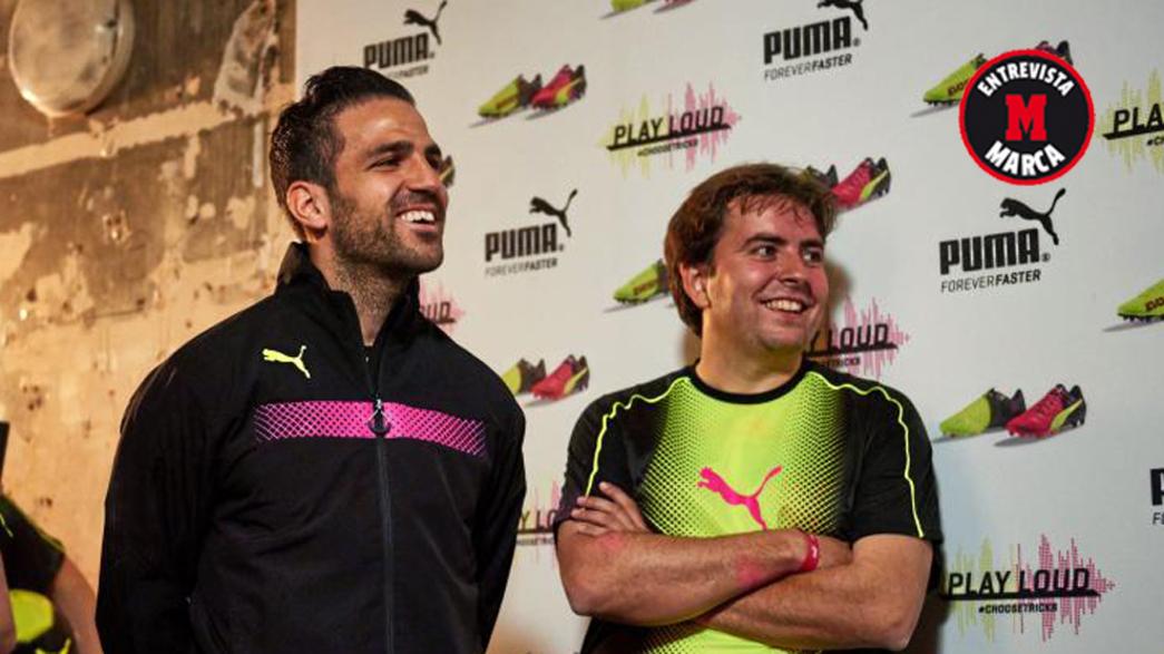 Cesc: Niemożliwy jest mój powrót do Barcelony