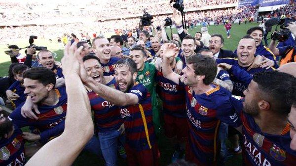 OFICJALNIE: Barcelona mistrzem Hiszpanii! Granada CF – FC Barcelona 0:3