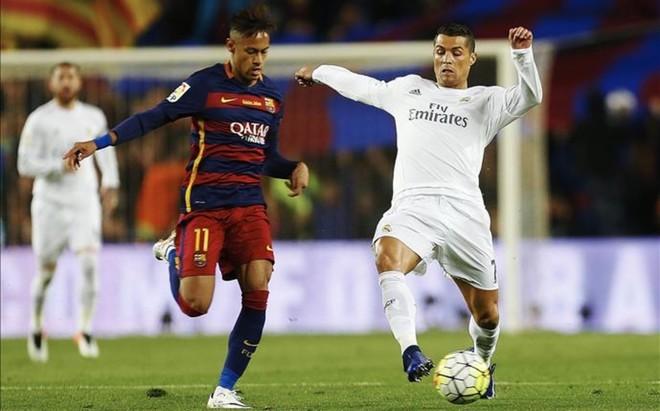 Cristiano Ronaldo pogratulował Neymarowi