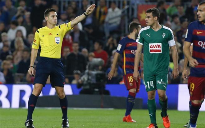 Znany arbiter finału Copa del Rey