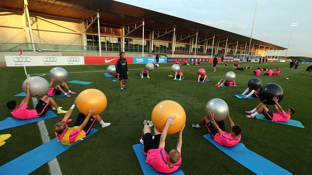 FC Barcelona będzie przygotowywać się w St.George's Park