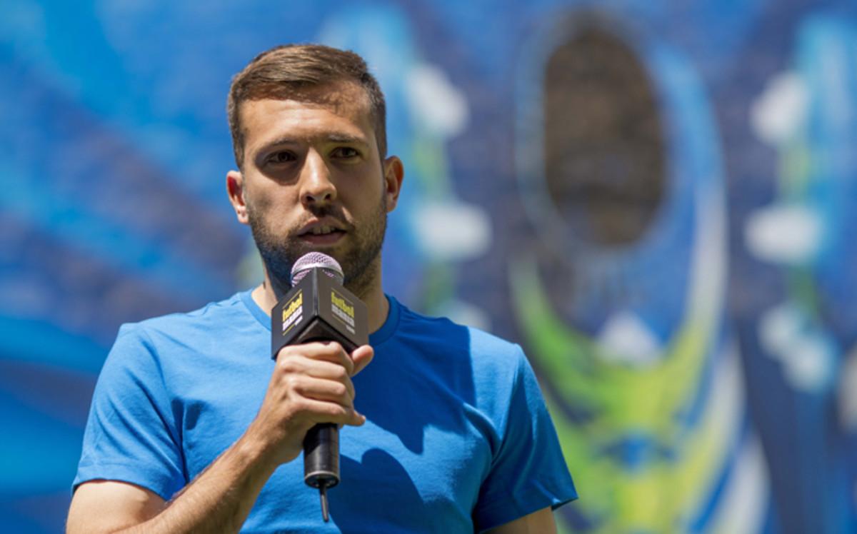 Alba: Jako Culé wiecie, czego chciałbym dziś na Bernabéu