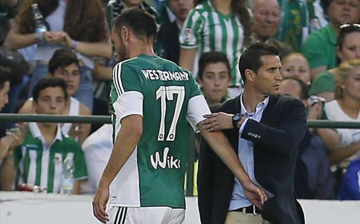 Juan Merino: Wyrzucenie zawodnika może być słuszne