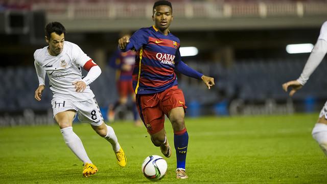 CD Olímpic de Xàtiva – FC Barcelona B: Porażka w ostatnim meczu w sezonie (1:0)