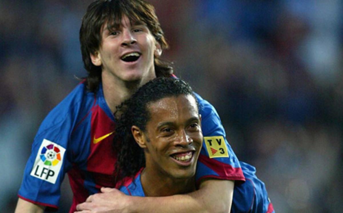 11. rocznica pierwszej bramki Messiego dla FC Barcelony