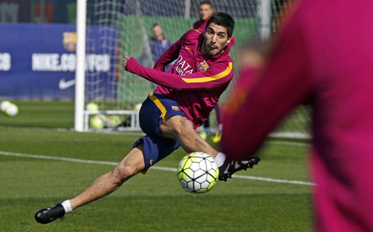 Najbardziej wymagający sezon w karierze Suáreza