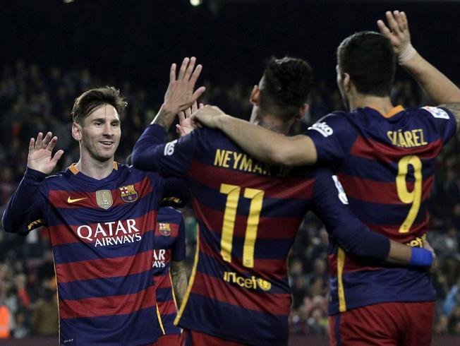 Barça przed szansą strzelenia setnego gola na Camp Nou
