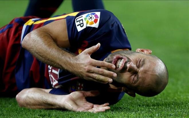 Mascherano będzie gotowy na finał Copa del Rey
