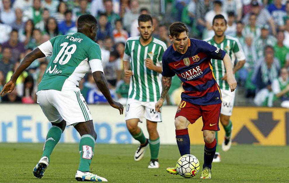 Messi zamienił bramki na decydujące asysty