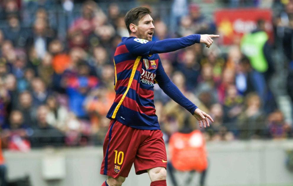 Messi: Barcelona jest za Atlético