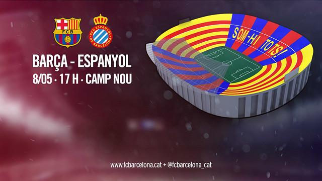 Mozaika na mecz z Espanyolem