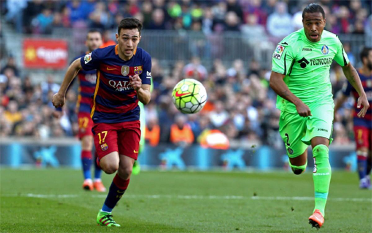 Eusebio chce Munira w Realu Sociedad