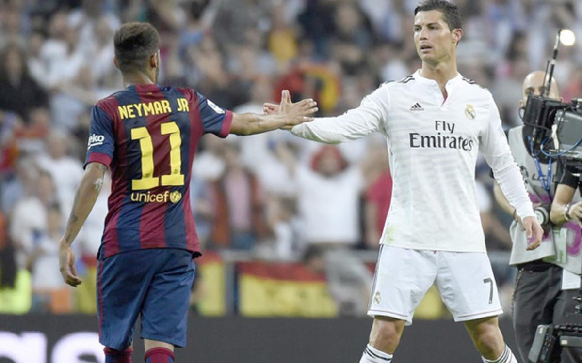 PSG chce zapłacić 300 milionów euro za Neymara i Ronaldo
