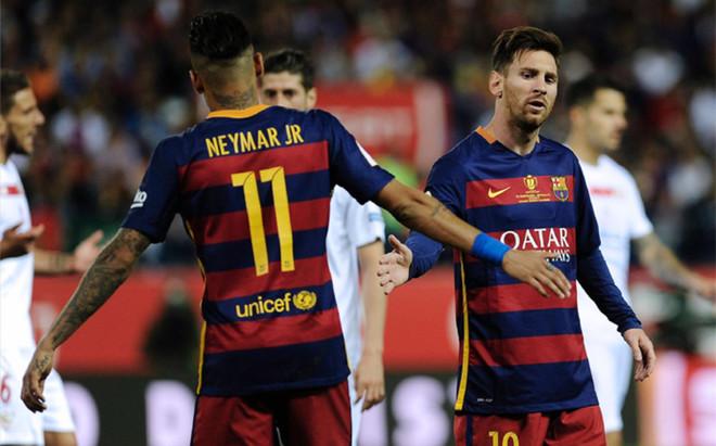 Neymar: Uczę się od najlepszych