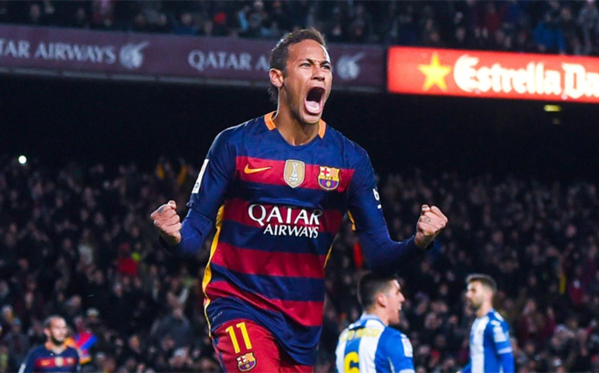 Neymar: Dominacja Hiszpanii w Europie pokazuje siłę tej ligi