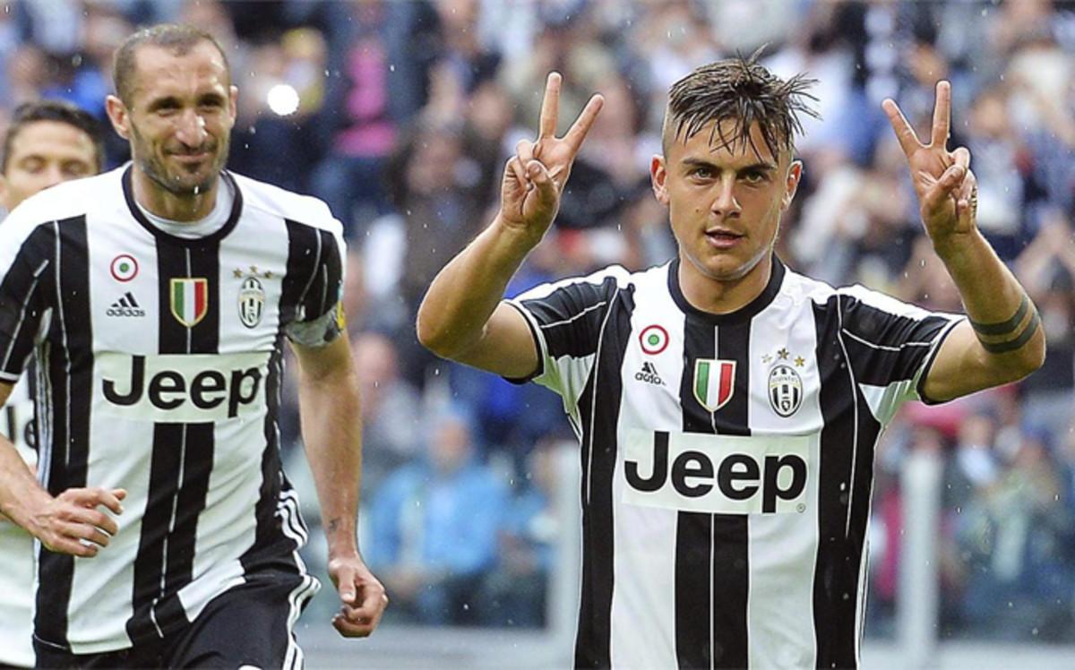 Juventus odrzucił ofertę Barçy za Paulo Dybalę