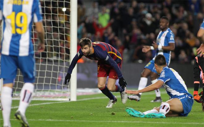 Piqué i Burgui zaprzeczają sprzeczce