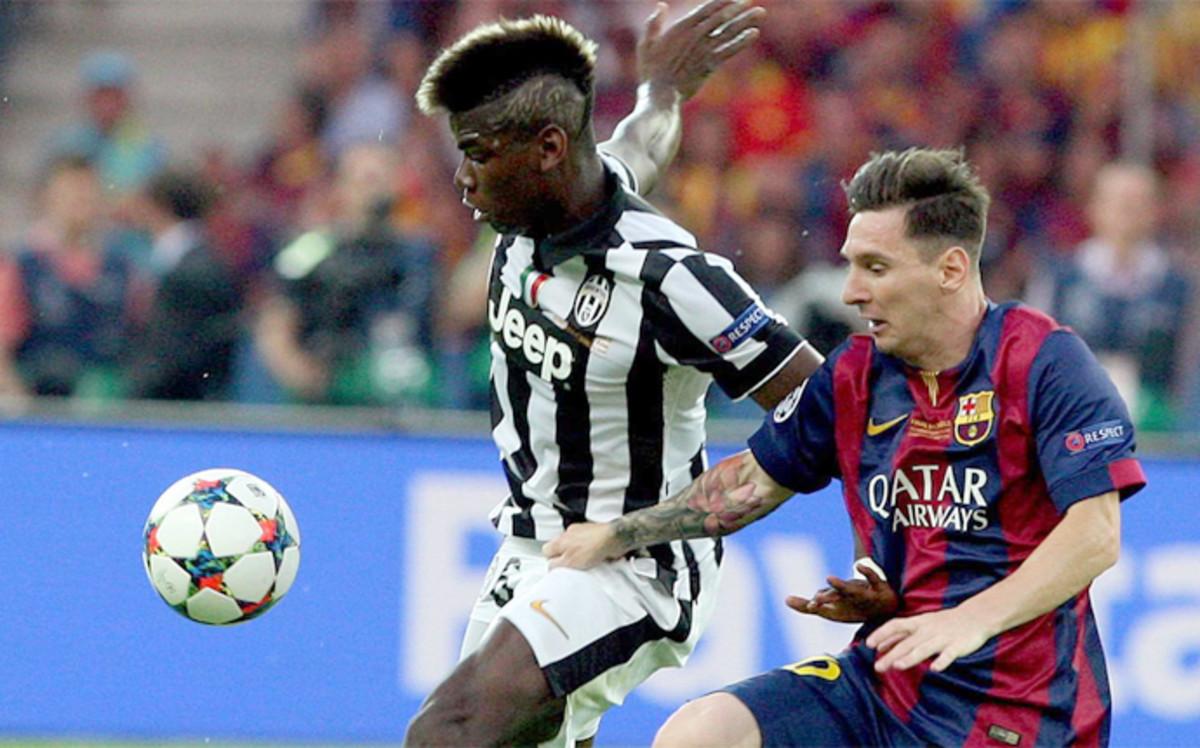 Pogba: Chciałbym być połączeniem Ronaldo, Ronaldinho, Messiego i Iniesty