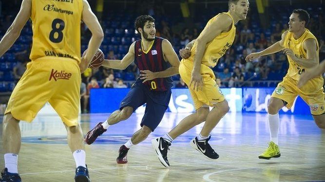 Zapowiedź meczu: FC Barcelona – Gran Canaria