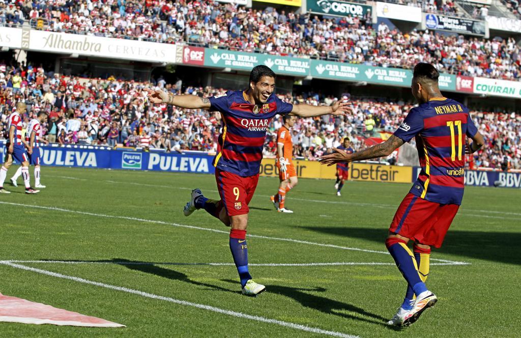 Suárez: Neymar będzie najlepszy na świecie