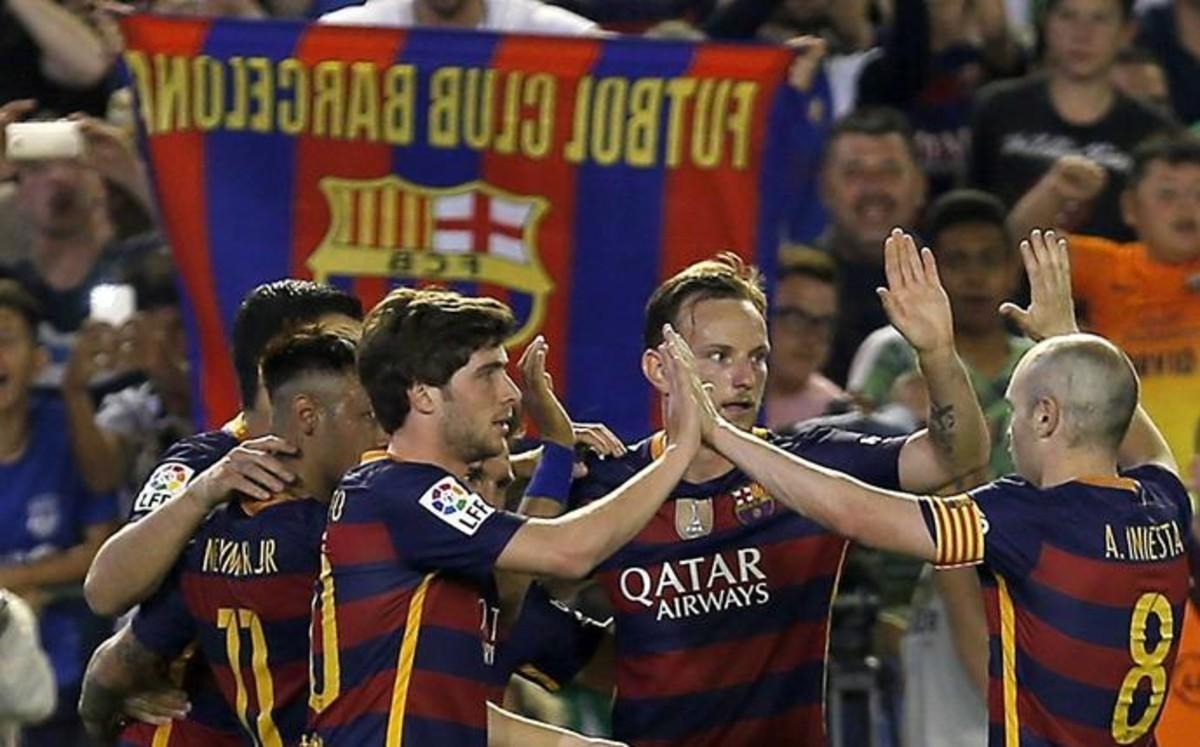 Rekordowe Camp Nou