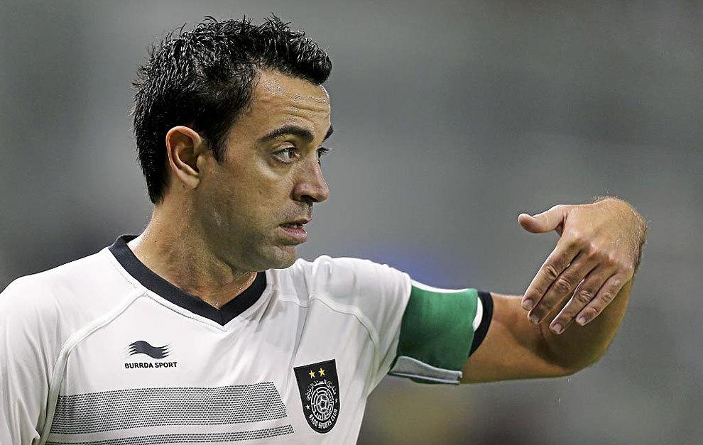 Xavi: Barcelona jest faworytem w finale Pucharu Króla