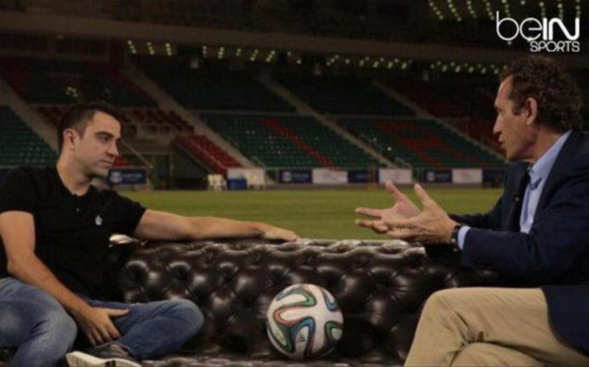 Xavi: Twitter, Facebook, Instagram, Periscope… to nie futbol