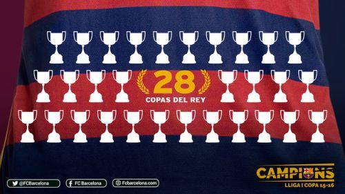 28. Puchar Króla w historii