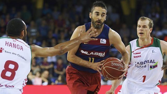Kolejny krok w kierunku finału: FC Barcelona 73:68 Laboral Kutxa