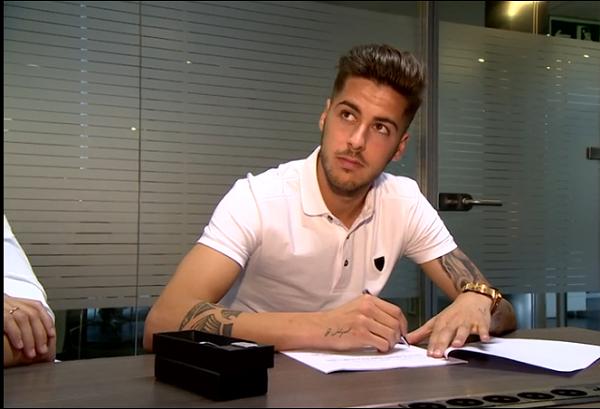 Ignacio Abeledo nowym nabytkiem Barçy B