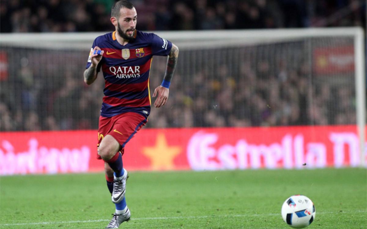 Milan zainteresowany wypożyczeniem Aleixa Vidala