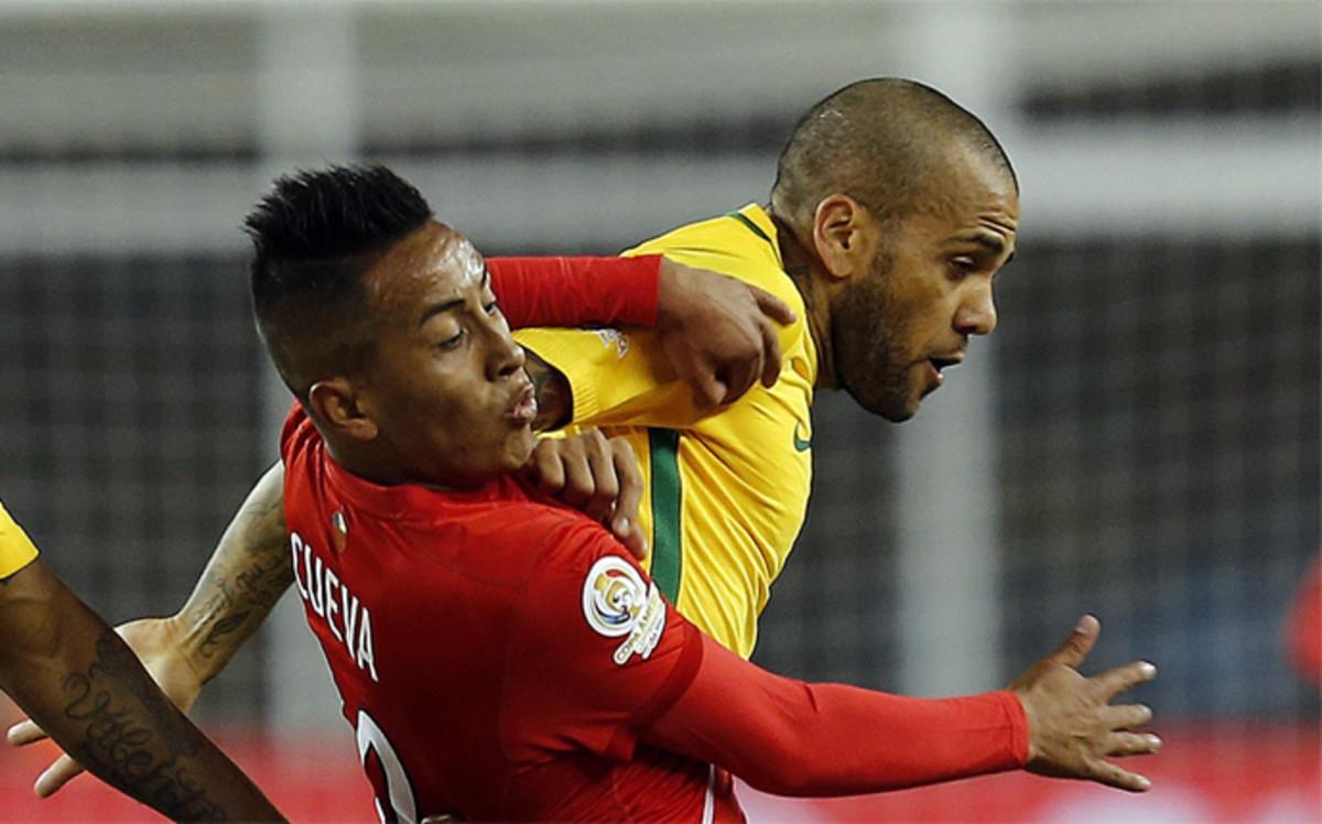 Juventus liczy na jak najszybsze sprowadzenie Alvesa