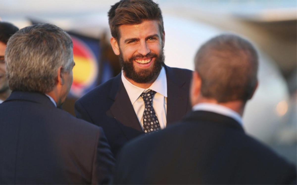 Piqué: Messi jest zupełnie inny niż Ronaldo
