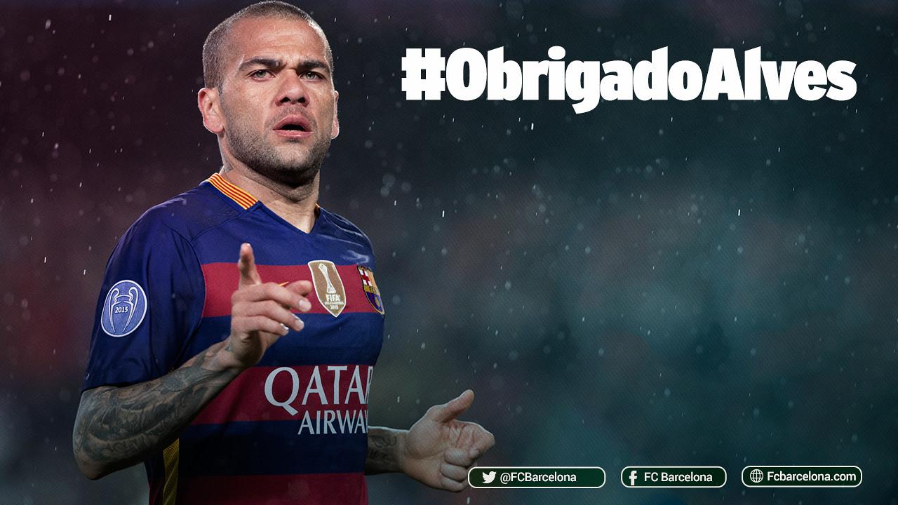 Obrigado, Alves!
